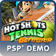 Hot Shots Tennis Get A Grip Demo