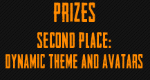 2nd Prize: 4x TLOU Dynamic Themes + Avatars