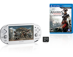 PlayStationVita Assassins Creed III Liberation Bundle