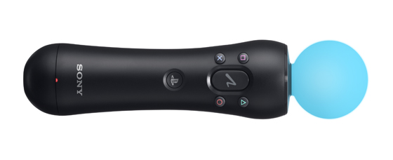 PlayStation®Move Motion Controller