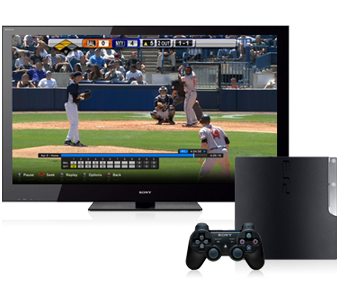 MLB.TV® on the PS3™ system brings you