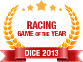 Dice 2013 - Racing Game of the Year