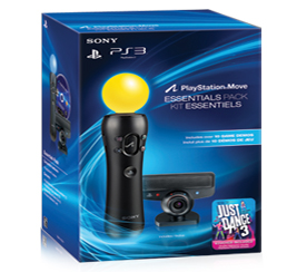 PlayStationMove Essentials Bundle