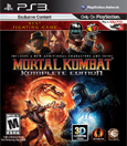 Mortal Kombat Komplete Edition