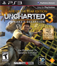 UNCHARTED 3: Drake Deception™ - GAME OF THE YEAR EDITION
