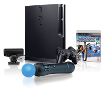 PS3™ Sports Champions™ Move HW Bundle
