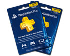 PlayStation&reg;Plus cards