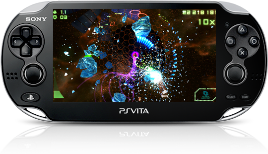 Download Super Stardust Delta Ps vita