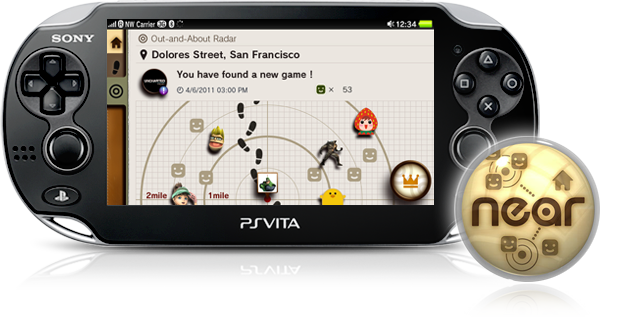 PS Vita Out and About
