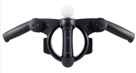 PlayStation®Move Racing Wheel