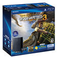 Uncharted 3 & PlayStation® Plus Bundle