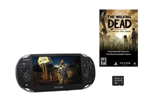 PlayStation®Vita The Walking Dead Bundle